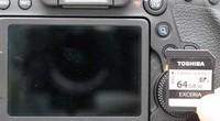 佳能6D2连拍写入性能展示