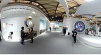AWE VR看展 TCL展台白电新品介绍