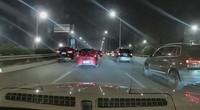 极路客T3记录仪夜间行车视频