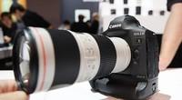 CES2020:佳能1D X Mark Ⅲ现场上手,做工精致视频性能强悍