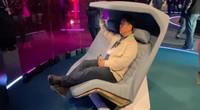 CES:2020 宝马黑科技 X7零重力座椅
