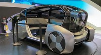 CES:2020 科技感爆棚 现代概念车
