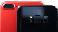 三星S8/iPhone 7 Plus比拍照