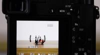 索尼A6400触碰跟踪展示
