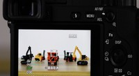 索尼A6400视频追焦展示