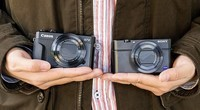 索尼RX100M4对焦体验展示
