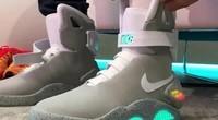 Nike Air  MAG试穿及功能介绍