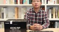 8999元的全画幅 佳能EOS RP微单开箱