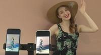 荣耀10现场上手视频