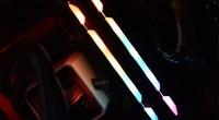 瑞势金刚狼DDR4 RGB内存灯光展示