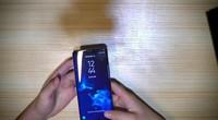 三星S9+巅峰开箱(4),这指纹识别快不快?