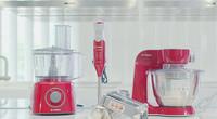 从此爱上厨房 博世红钻料理套装体验