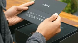 VIVO NEX3真机开箱实测5G
