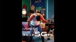 vivo S6 年轻人的5G手机