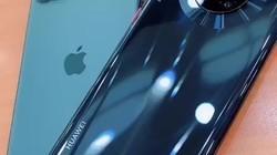 华为苹果6倍录制视频对比