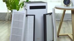 一键改善空气质量:IAM KJ500F空气净化器