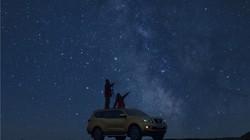 仰望苍穹 感受浩瀚宇宙的璀璨之光