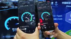 2019MWC 5G网速有多快?华为Mate 20 X实测