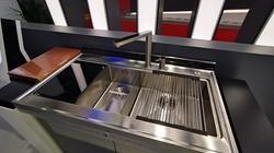 火星人D7集成洗碗机现场体验