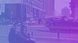 华为P40视频防抖体验