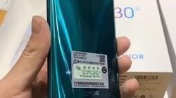 荣耀30s 5G手机这款机器可以