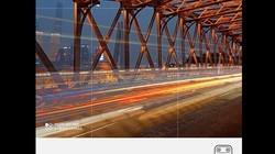 Redmi 10X流光相机的「霓光夜幕」模式