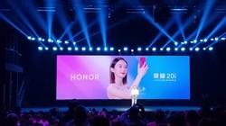 赵丽颖助阵3200万AI自拍 荣耀20i发布会全程回顾