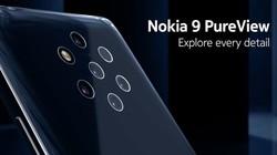 诺基亚Nokia 9 PureView新机官方宣传