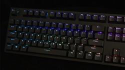 雷柏V808RGB机械键盘灯光秀