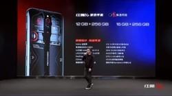 红魔5G氘锋透明版价格公布,4599起,目前最帅游戏手机?