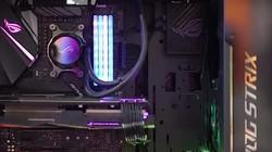 电源也能RGB?ROG雷神电源,众神归位