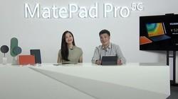 华为MatePad Pro 5G新品发布会