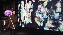 全世界最大的屏幕  手游体验相当震撼