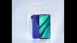 OPPO A9全面屏AI智能双摄官方宣传