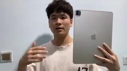 新款iPadPro真不错,好玩~