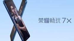 千元旗舰全面屏荣耀畅玩7X正式亮相