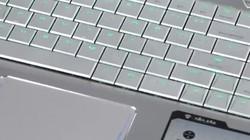 仿机械键盘+炫酷灯效的轻薄游戏本