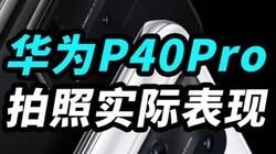华为P40Pro拍照对比iPhone11Pro max,小米10Pro