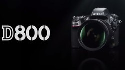 尼康D800宣传视频