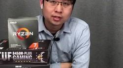 AMD3700X在450主板上表现如何?