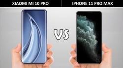 小米10 Pro对比iPhone11 Pro Max一目了然