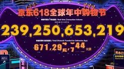 京东618下单金额破去年纪录 成为拉动消费新动能