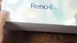 全网首发!OPPO Reno4开箱上手体验纯享版 #小晶钻reno4