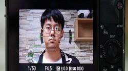 索尼RX100 VII视频人眼识别