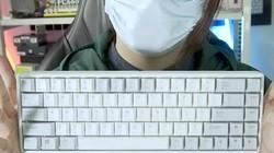 要不要冲静电容键盘?反正随你啦#键盘 #机械键盘