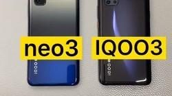 我比较喜欢iqoo3#手机