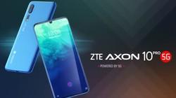 中兴天机Axon 10 pro官方宣传片