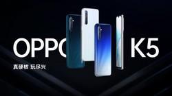 OPPO K5官方宣传视频