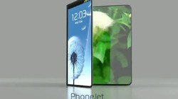 科技早报:三星展示折叠屏幕手机