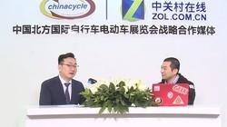 多元化发展 专访宝岛电动车总经理杨振鹤